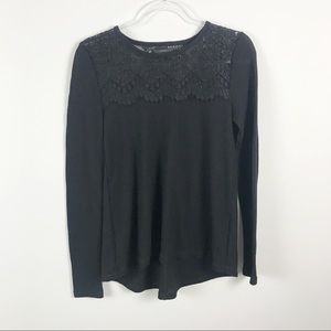 Lucky brand Lace Thermal